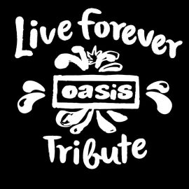 Live Forever – Oasis Tribute Band LIVE at Garbos