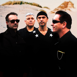 Rattle & Hum – U2 Tribute Band